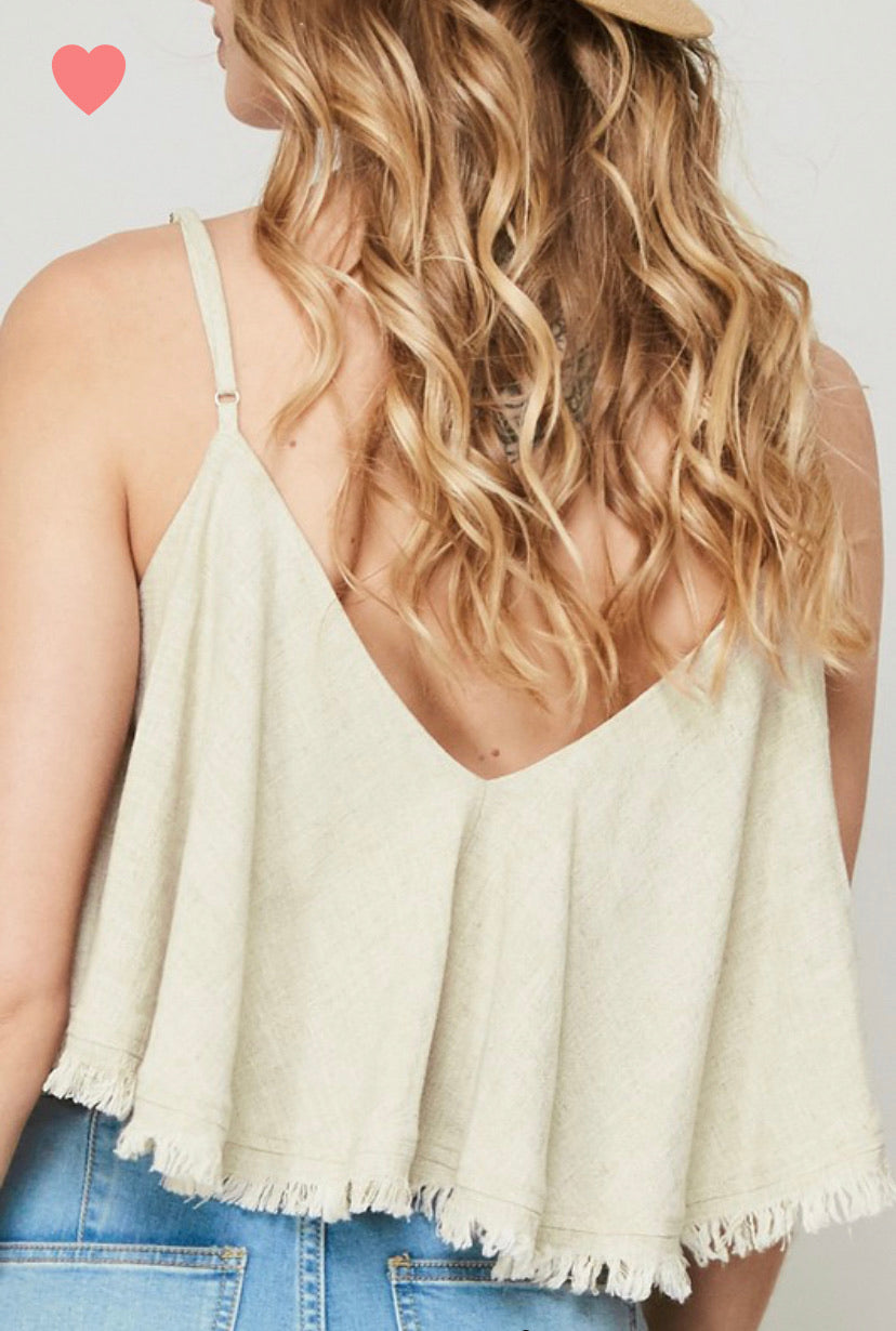Ruffle Over Bodysuit