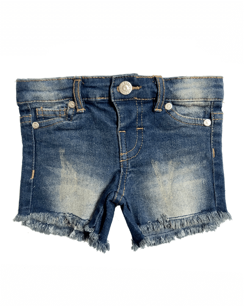Denim Shorts- Vintage Wash