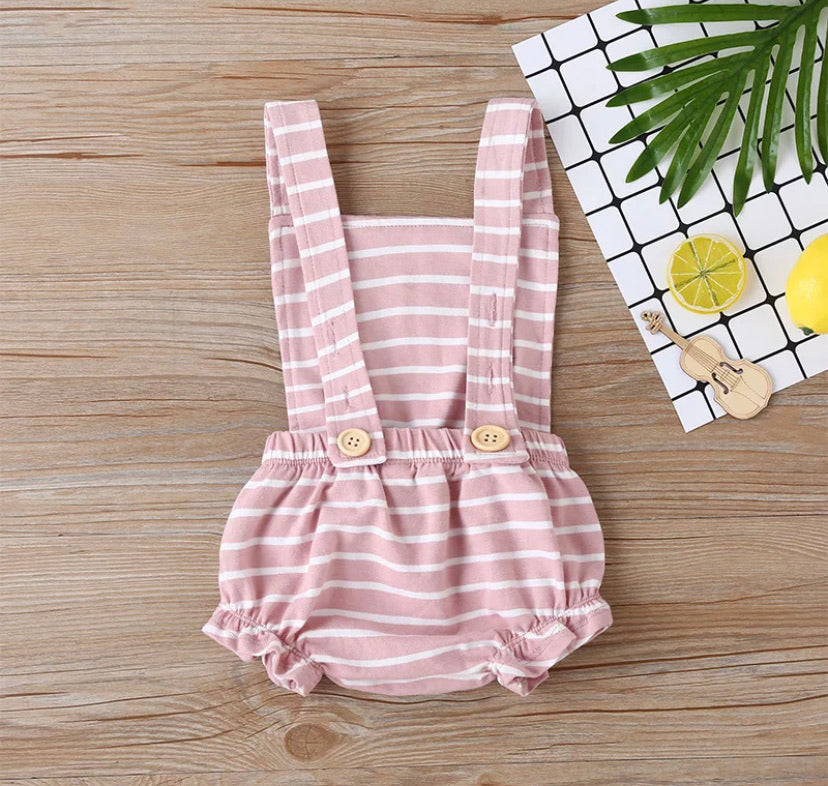 Blair Shorty Romper