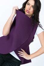 Load image into Gallery viewer, Gisele Geo Wrap Vest