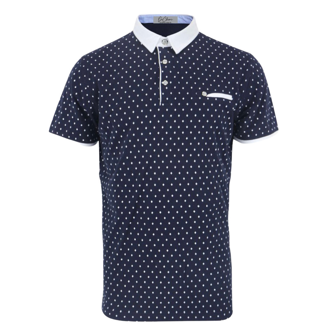 The Vice Polo - Midnight Blue