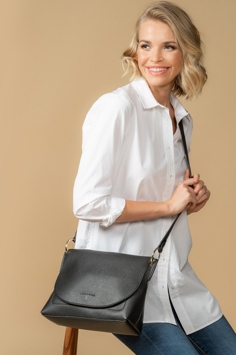 Blaze Crossbody | Black