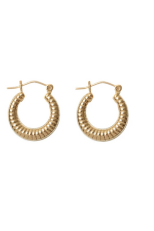 Cindy Earrings | Gold