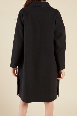 In a Moment Coat | Black
