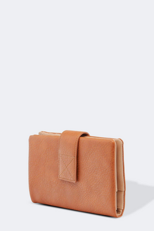 Bailey Wallet | Tan