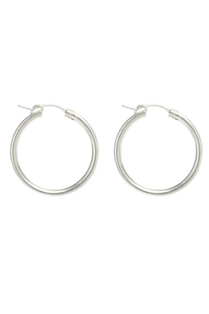 Fauna Earrings | Silver