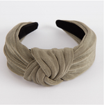 Textured Twisted Knit | Olive