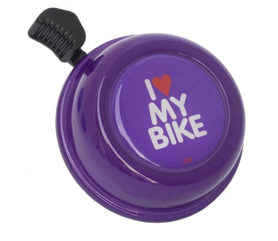 "Bicycle Bell ""I ♥ My Bike"" - Allthatiwant"