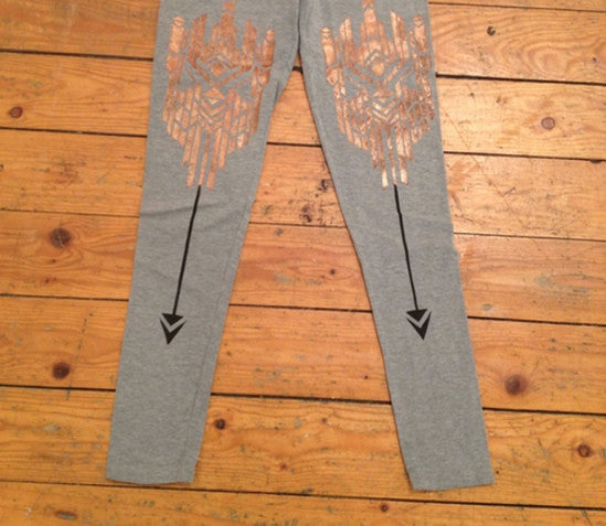 "Leggings ""EIGHT"""
