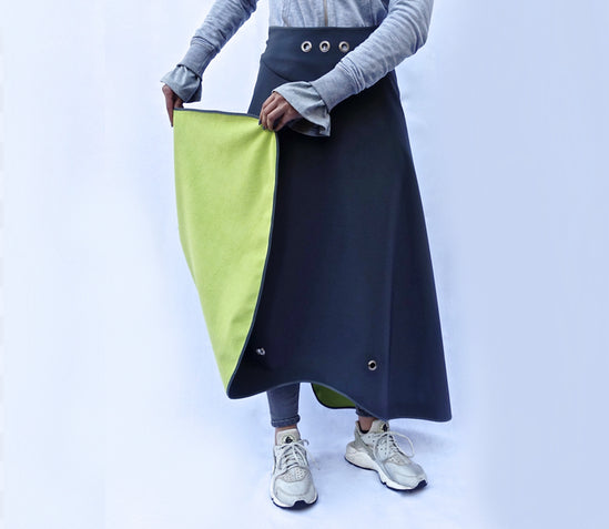 "Rain Skirt ""Fleece"" - Allthatiwant"