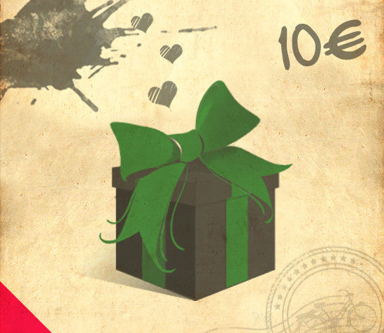 ★ 10€ Gift Card