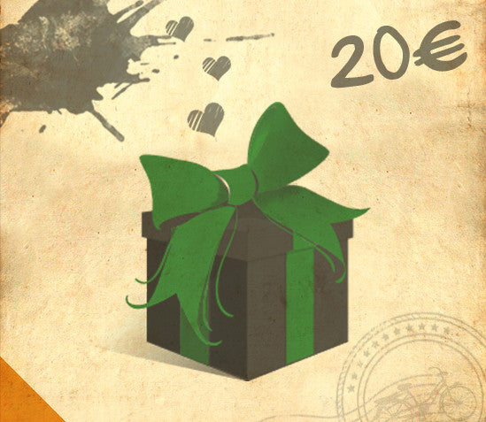 ★ 20€ Gift Card