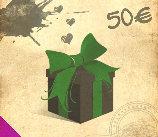 ★ 50€ Gift Card