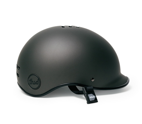 STEALTH BLACK Bike Helmet