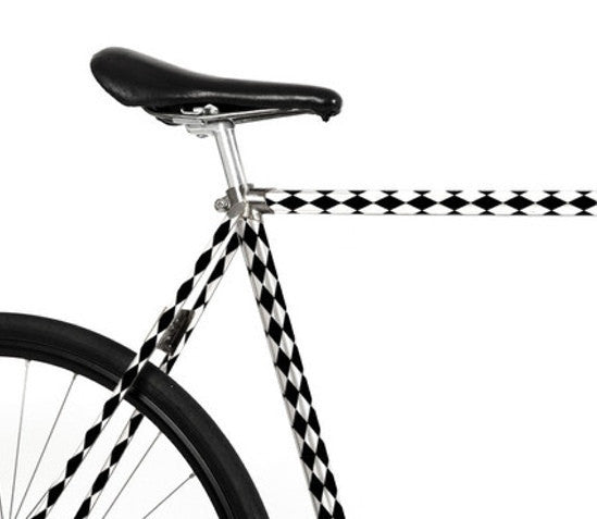 Bike Foliation - Monochrome - Allthatiwant