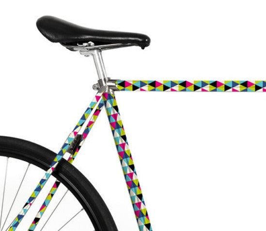 Bike Foliation - Color - Allthatiwant