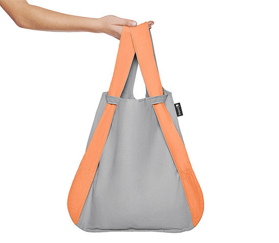 Notabag - peach/grey