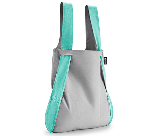 Notabag - mint/grey - Allthatiwant