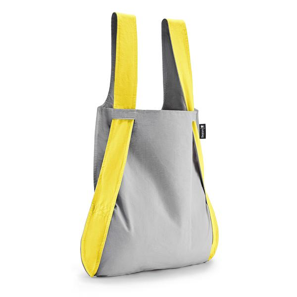 Notabag - Yellow Grey - Allthatiwant