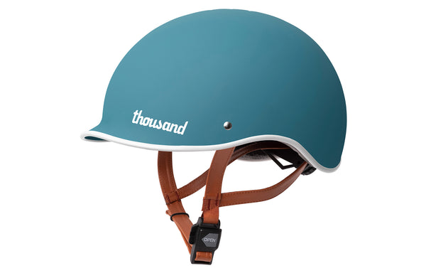 Thousand Helmets: COASTAL BLUE