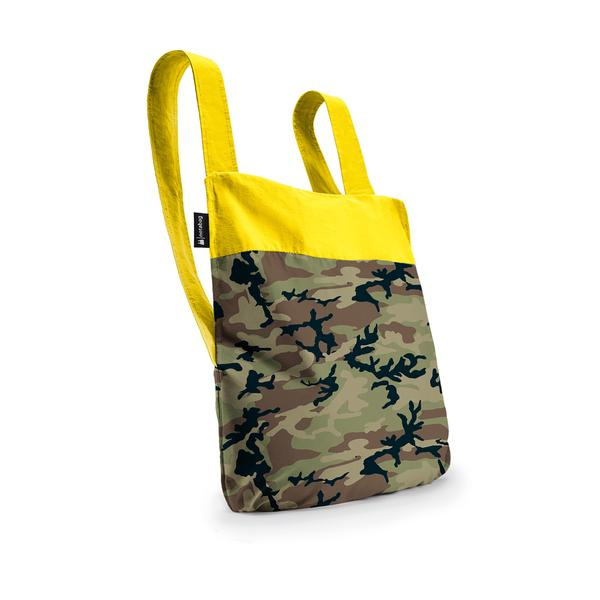 Notabag - Camouflage Yellow - Allthatiwant