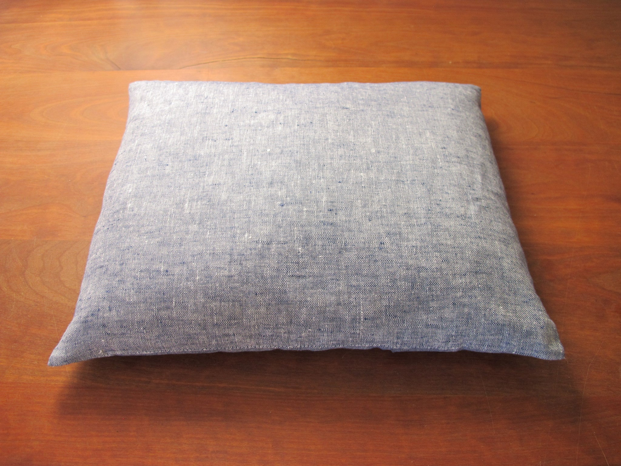 BUCKWHEAT SOBA in india blue linen