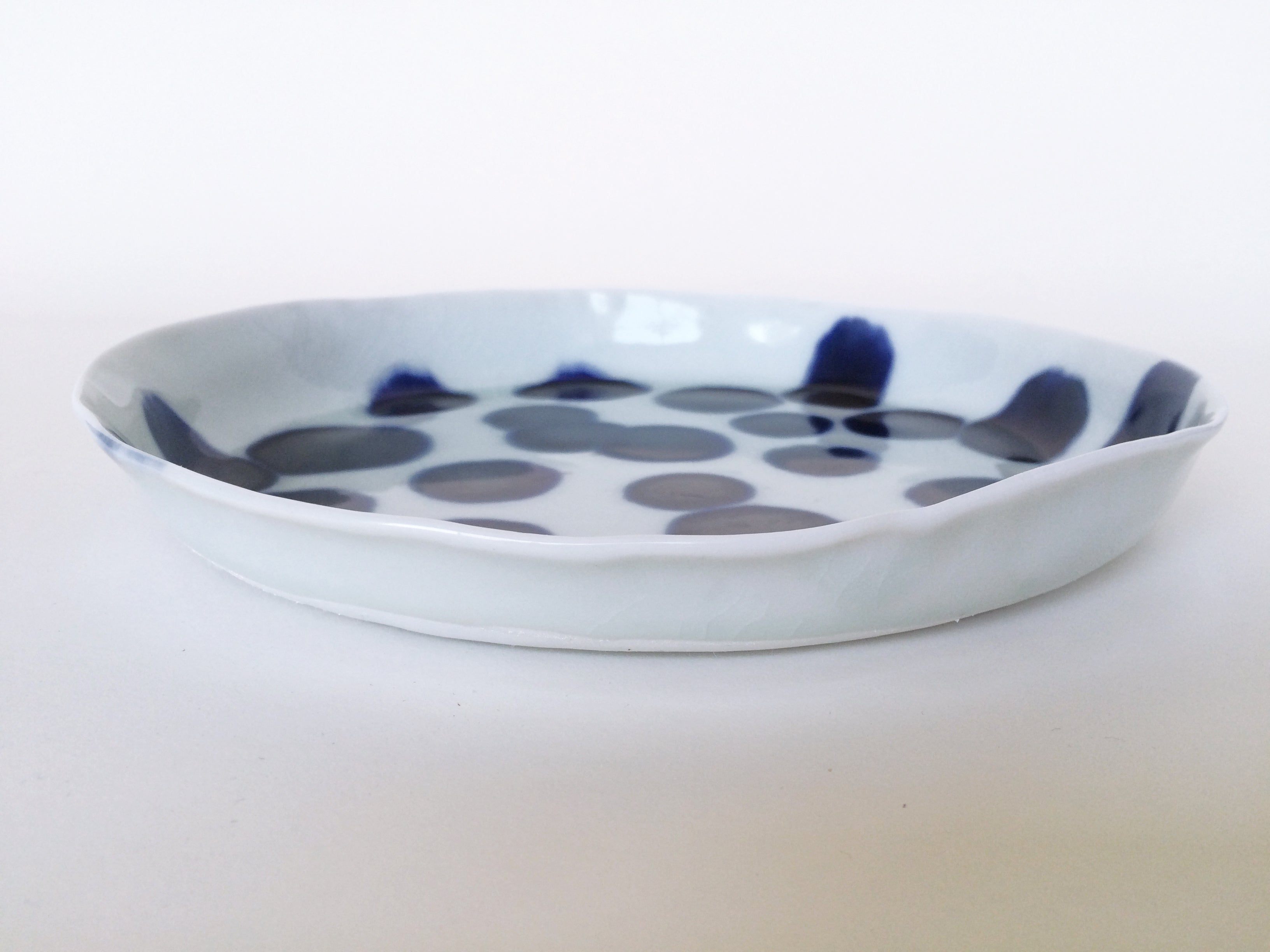 PORCELAIN PLATE No. 44