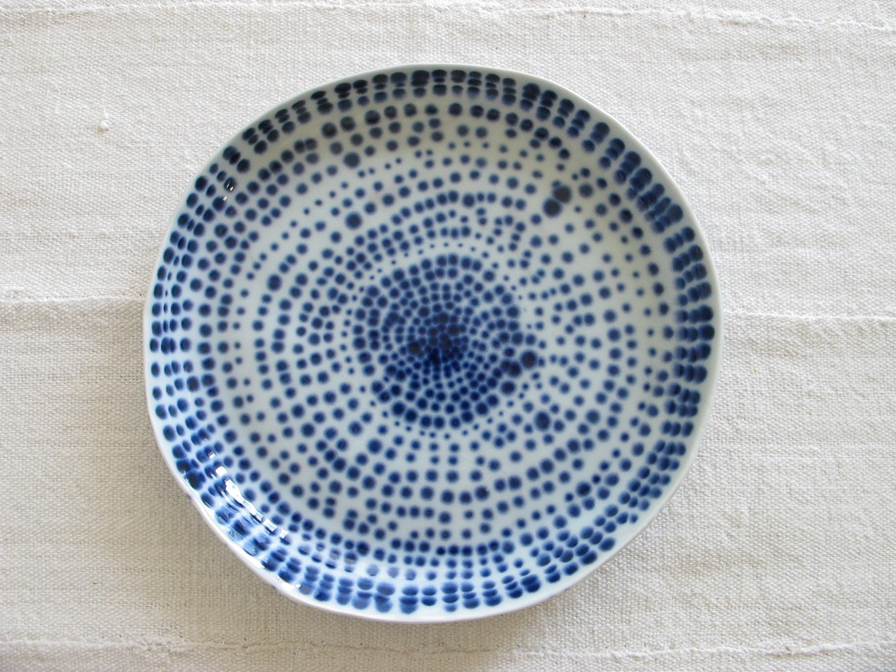 PORCELAIN PLATE No. 24