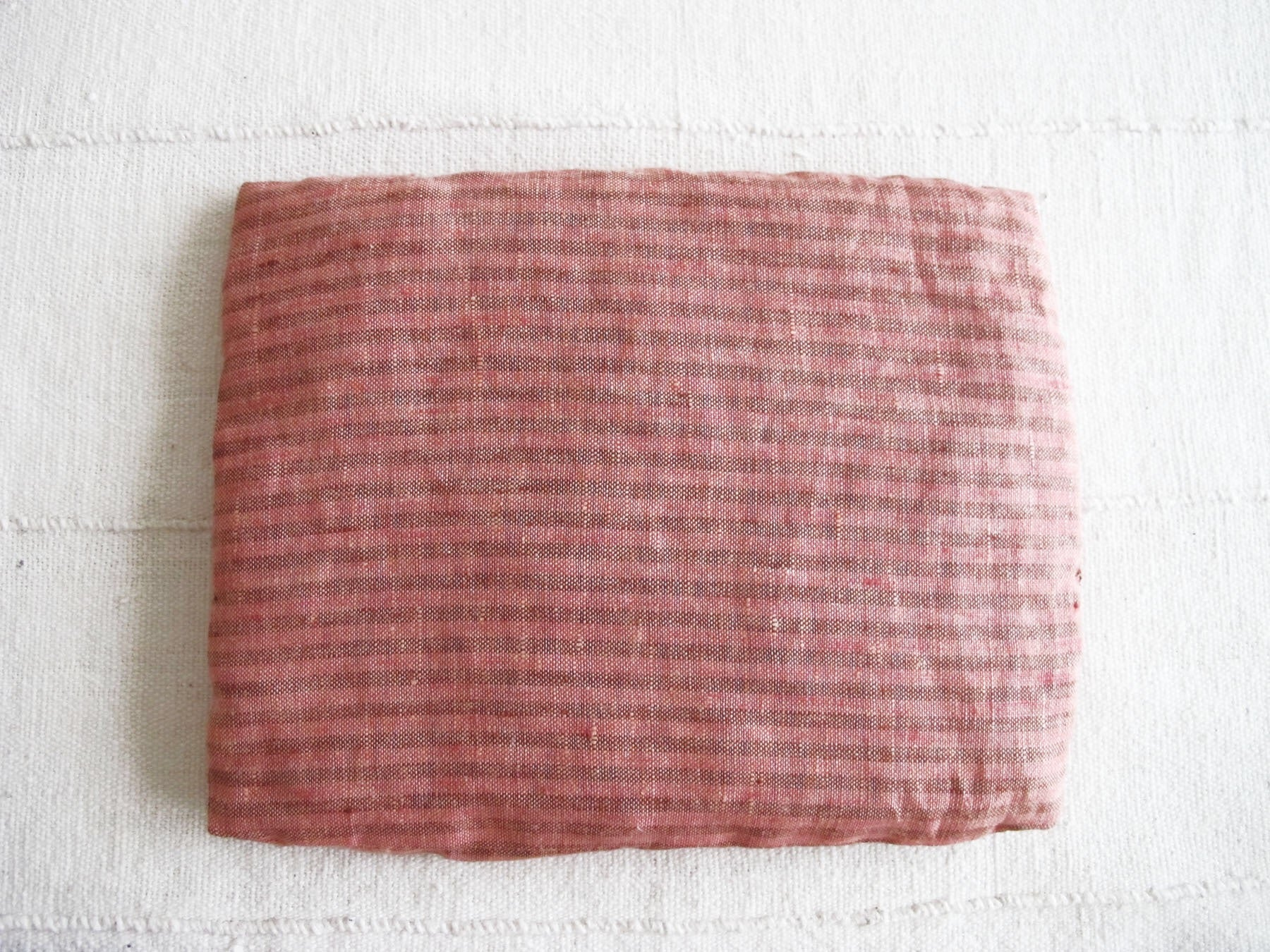 WARM/COOL PILLOW, cherry pit filling