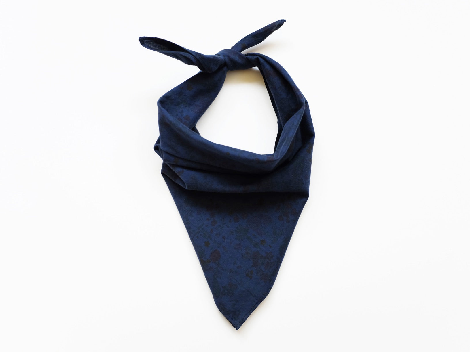 BANDANA, overdyed liberty cotton