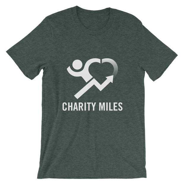 Charity Miles Classic - Men's T-Shirt