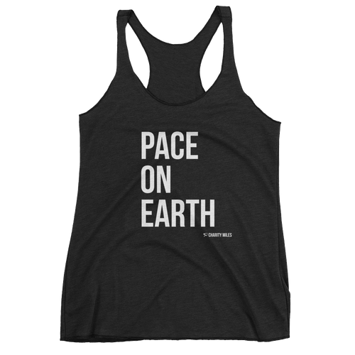 Pace On Earth - Women's Tank Top
