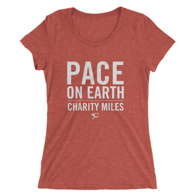 Pace On Earth - Women's T-Shirt