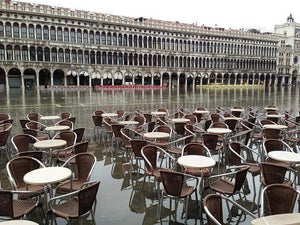 How Deep Is The Water In Venice?