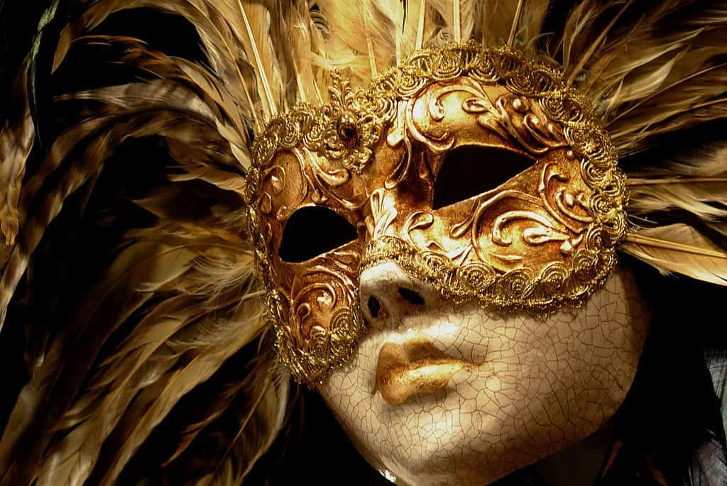 History of Venetian masks and How they are made