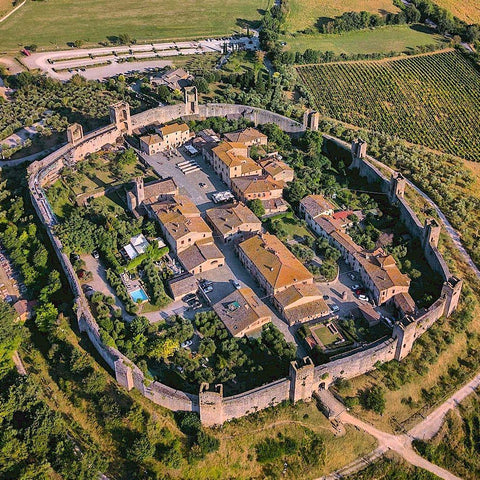 Monteriggioni: A Timeless Wonder In Italy
