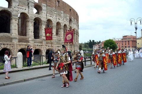 How The Birth Of Rome Is Celebrated By Italians