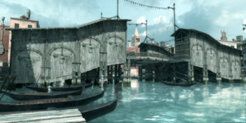 Assassin Creed 2 Rialto Bridge