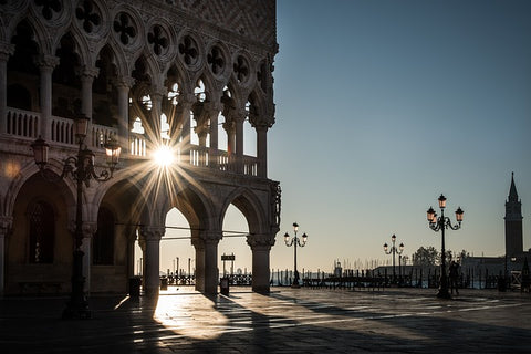 Beautiful Doges Palace