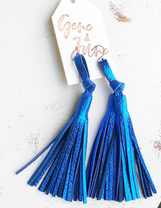 The Sparkler Nevada Tassel