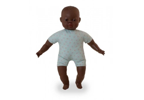 PREORDER Miniland Doll - 40cm Soft Bodied African