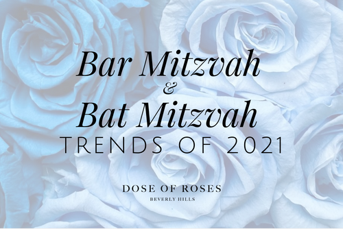 The Hottest Bar Mitzvah and Bat Mitzvah Trends of 2021