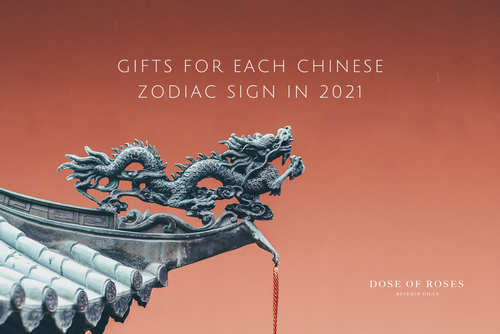 Gifts for Each Chinese Zodiac Sign in 2021
