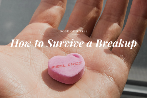 How to Survive a Breakup Without Breaking Down