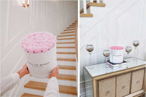 How to Spruce Up Your Foyer With Flowers