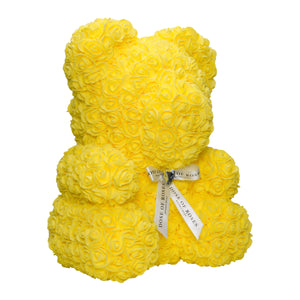 Yellow Rose Bear Side