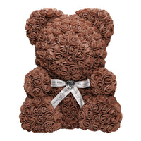 Brown Rose Bear