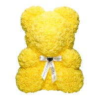 Yellow Rose Bear
