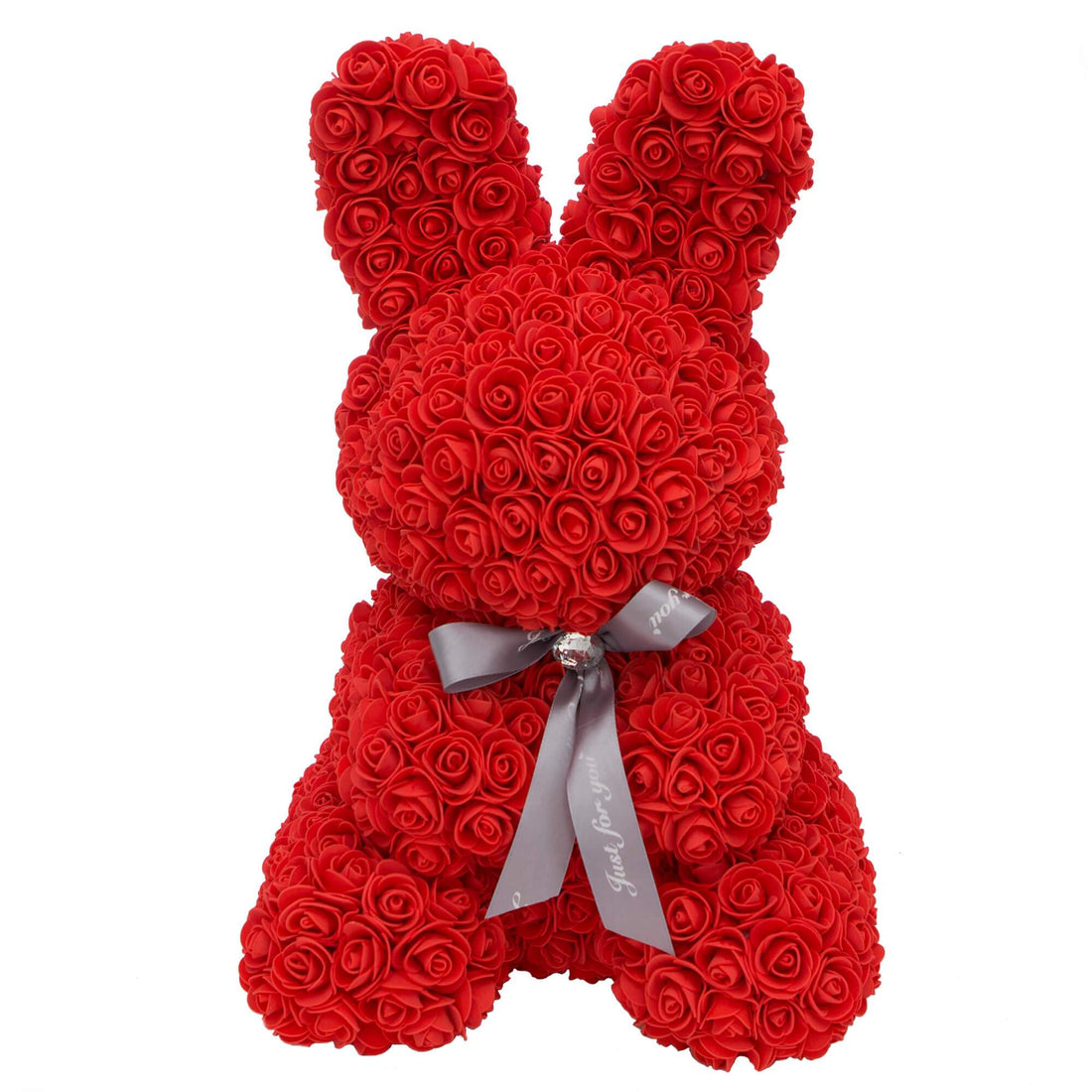 Red Rose Bunny