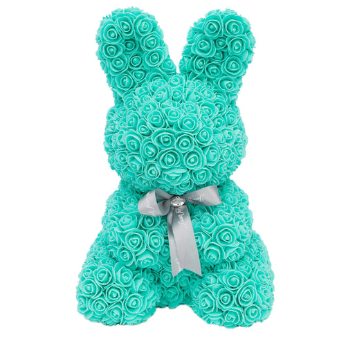 Dose of Roses - Green Rose Bunny -